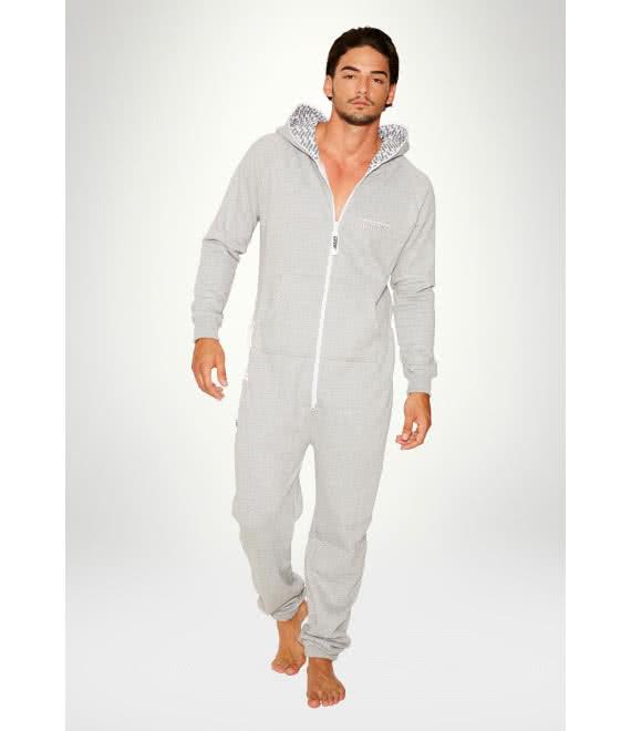 jumpsuit grey