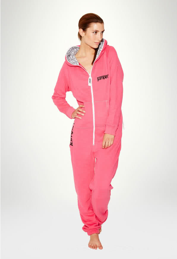 Jumpsuit Original Hot Pink - Damen