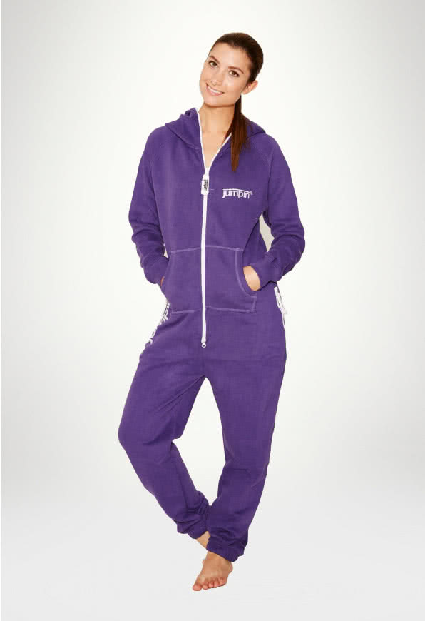 Jumpsuit Original Lila - Damen