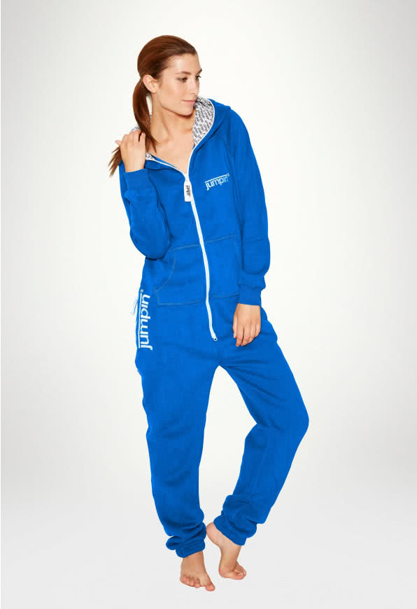Jumpsuit Original Blau - Damen