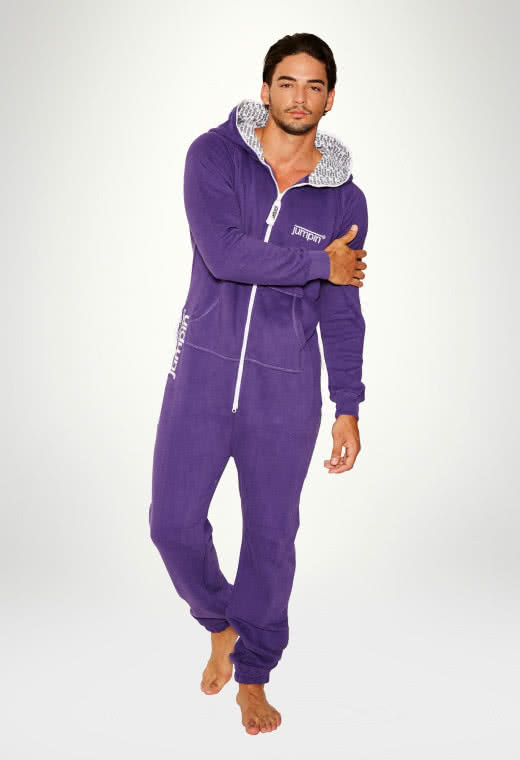 Jumpsuit Original Purple - Man
