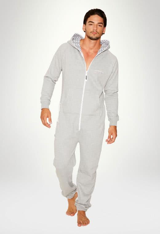 Jumpsuit Original Grey - Man
