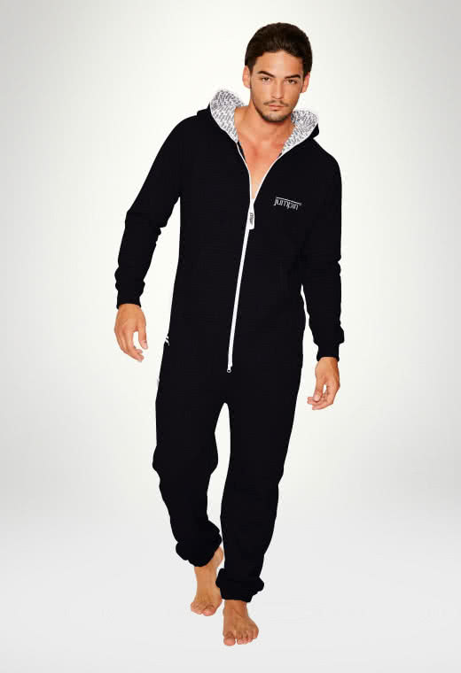 Jumpsuit Original Black - Man