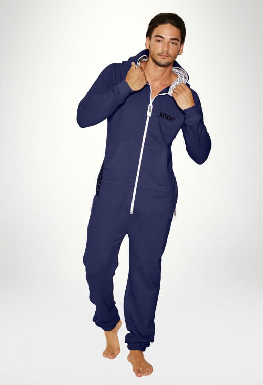 Jumpsuit Original Navy - Man