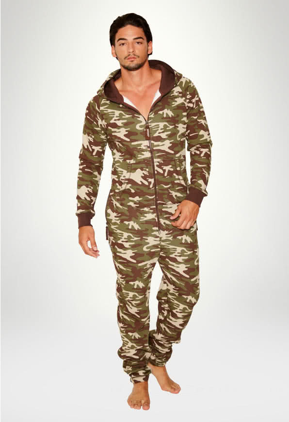 Jumpsuit Original Camouflage - Man
