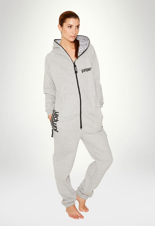 Jumpsuit Original Grey 2.0 - Dame Buksedragt