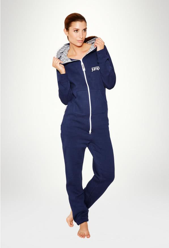Jumpsuit Original Navy - Dame buksedragt