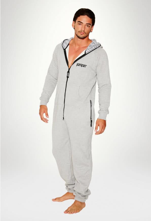 Jumpsuit Original Grey 2.0 - Herre buksedragt