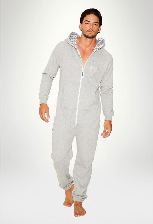 Jumpsuit Original Grey - Herre buksedragt