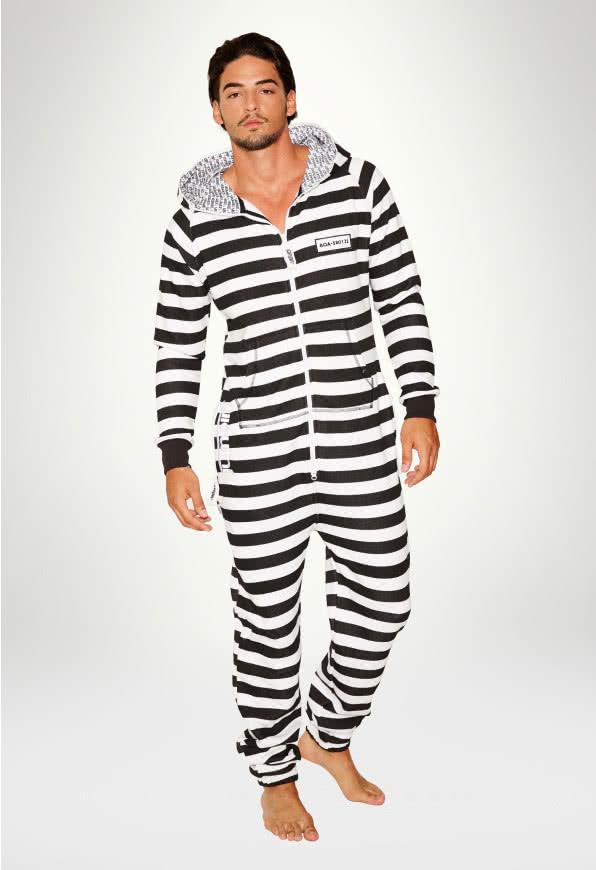 Jumpsuit Original Prison - Herre buksedragter