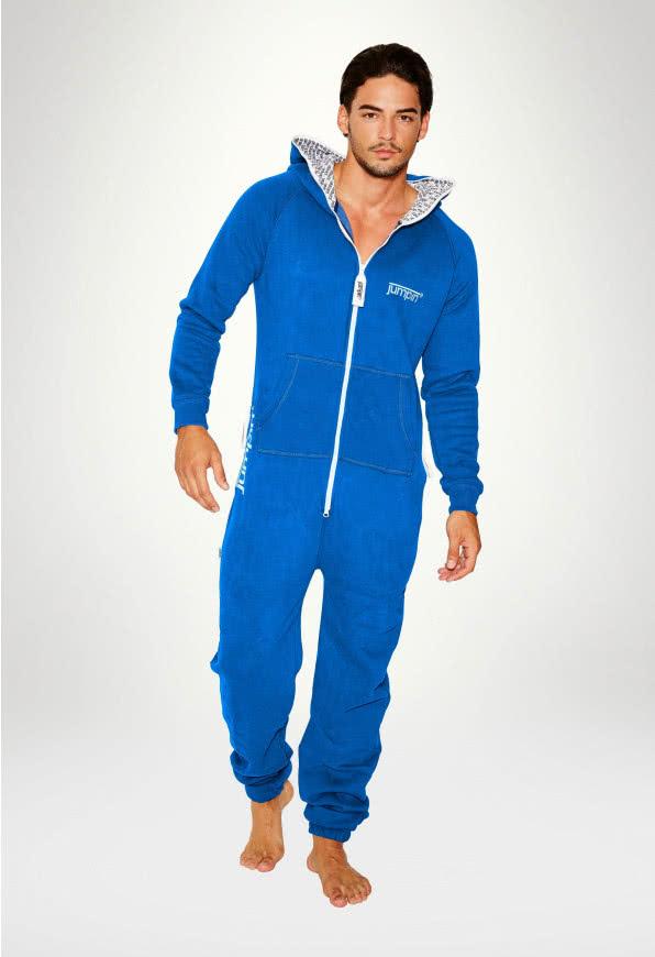 Jumpsuit Original Blue - Herr Haalari