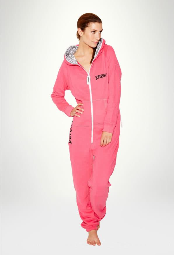 Jumpsuit Original Hot Pink- Dam Haalareita Haarma