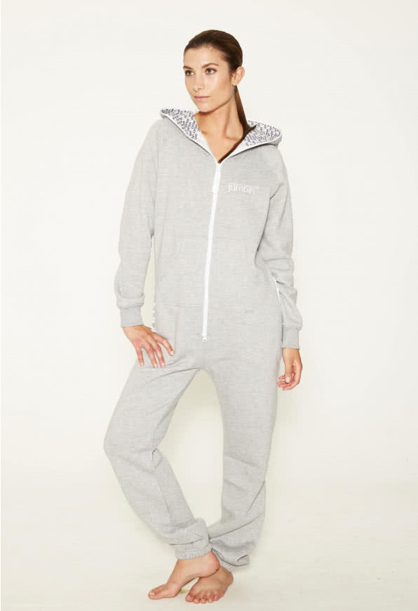 Jumpsuit Original Grau - Damen